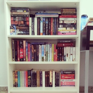 Singapore bookshelf - ArmchairBEA 2014 pic
