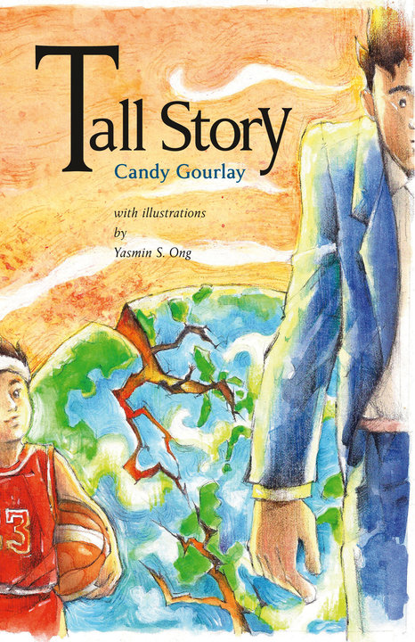 Cover Letter For Children S Book M Cript : Review and giveaway tall story by candy gourlay chachic