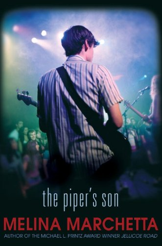 Michelle's Review: The Piper's Son by Melina Marchetta