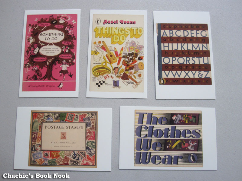 Postcard Love: Postcards from Puffin | Chachic's Book Nook