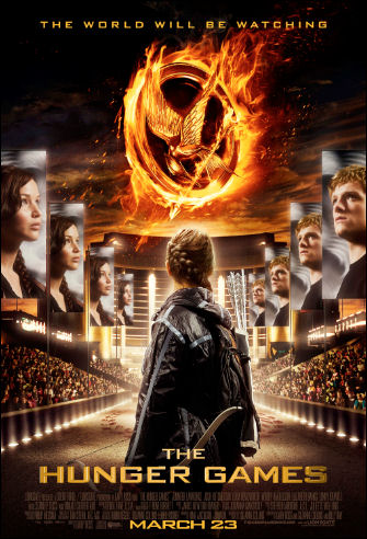 The Hunger Games Movie | Chachic's Book Nook