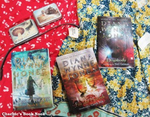 April 2012 Book Haul - Diana Wynne Jones
