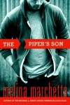 US paperback for The Piper's Son