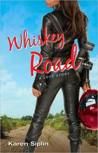 Whiskey Road by Karen Siplin book cover