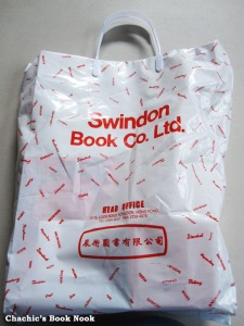 Swindon Book shopping bag