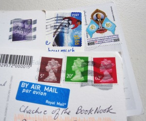 May 24 Postcards Stamps