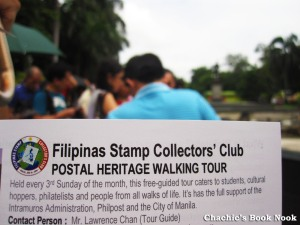 FSCC Postal Heritage Walking Tour