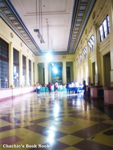 Manila Post Office_Inside