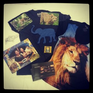 Singapore Zoo and Night Safari souvenirs