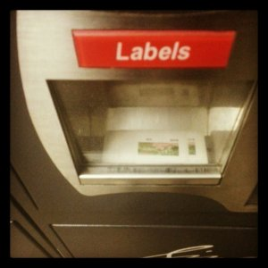 postage labels