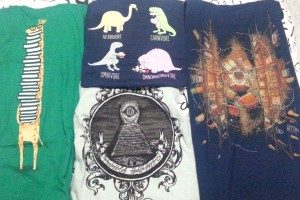 Threadless shirts