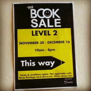 Times Book Sale