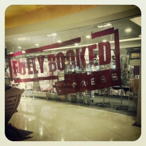 Fully Booked December 2012