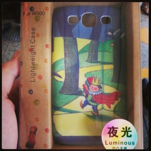 S3 Bookish Case