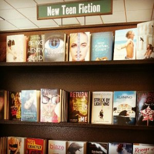 Barnes and Noble Teens