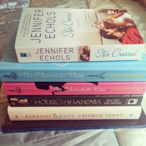 2013 California Book Haul