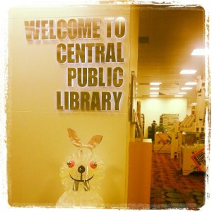 Central Public Library