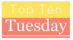 Top Ten Tuesday2