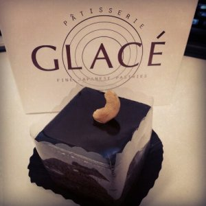 Renga chocolate cake
