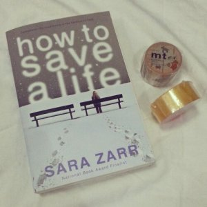 Belated birthday gift_how to save a life