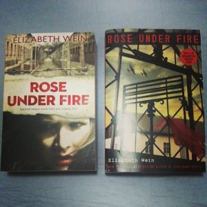 Rose Under Fire UK and US