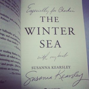 The Winter Sea signed
