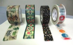 MT SG limited edition washi tape