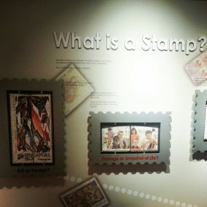What is a stamp?