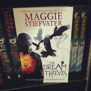 The Dream Thieves in Times