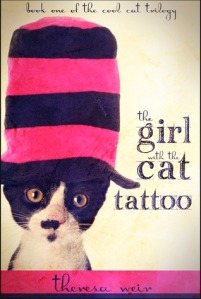 The Girl with the  Cat Tattoo