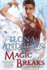 Magic Breaks by Ilona Andrews