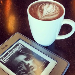 Touchstone and hot choco