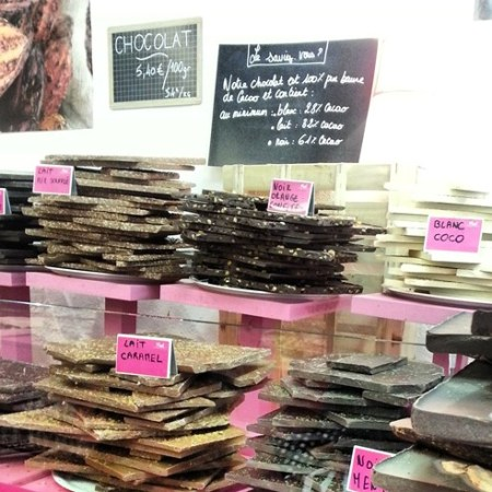 Aix-en-Provence - real chocolate