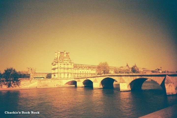 Lomo - Paris bridge