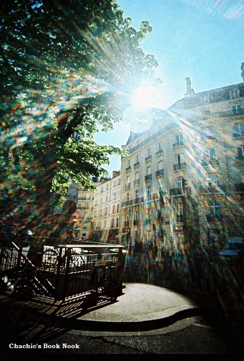 Lomo - Paris flare