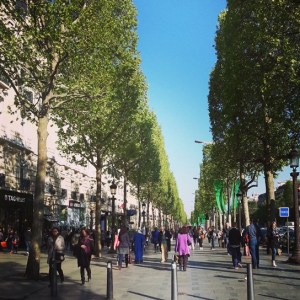 Paris - Champs Elysee2