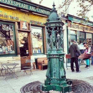 Paris - Shakespeare and Company