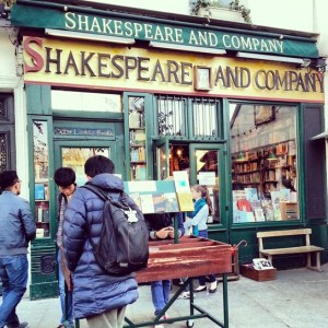Paris - Shakespeare and Company2