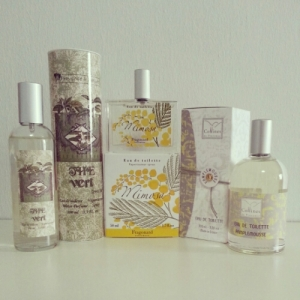 Aix - perfumes from Grasse
