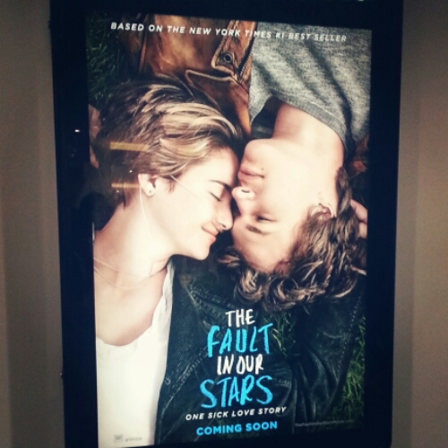 book to movie the fault in our stars chachics book nook