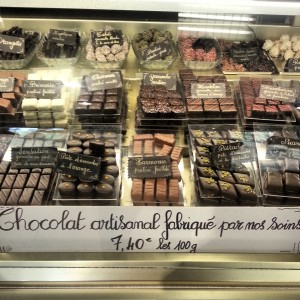 chocolatier in Paris