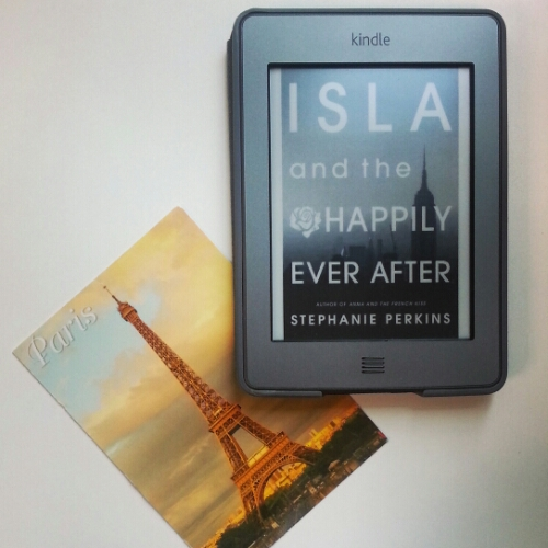 Isla and the Happily Ever After plus Paris postcard