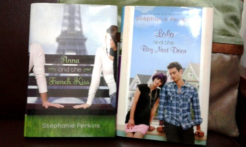 Borrowed books by Ena - Dec 2014