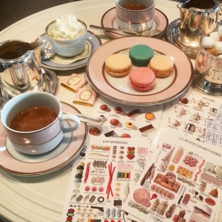Europe 2015 - CDG Laduree