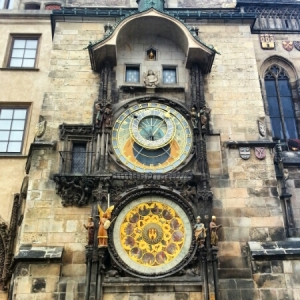 Europe 2015 - Prague astronomical clock