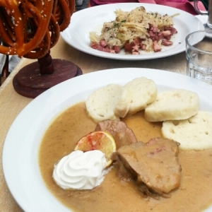 Europe 2015 - Czech dishes 2