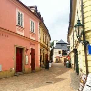 Europe 2015 - Kutna Hora streets