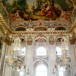 Nymphenburg Palace - Great Hall