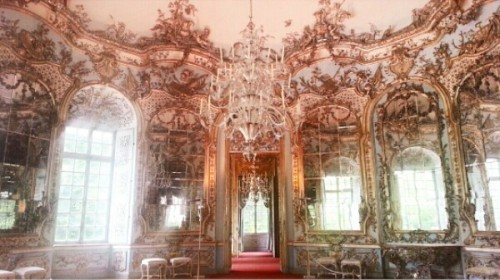 Amalienburg - Hall of Mirrors