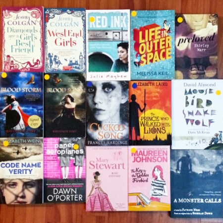 SG Book Deals - August 2015 - book haul 2